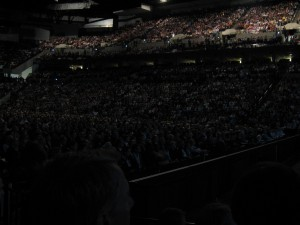 Berkshire Annual Shareholder Meeting, Omaha, Nebraska